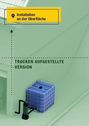 DAB E.sybox Diver intelligente elektrische Bewässerungspumpe