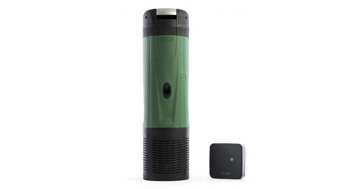 DAB E.sybox Diver intelligente elektrische Bewässerungspumpe - Version X mit 1-Zoll-Anschluss