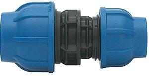 Irritec Klemmverbinder PE-Verschraubung Connecto™ + ULTRA PN16 Reduzierung 32mm-25mm